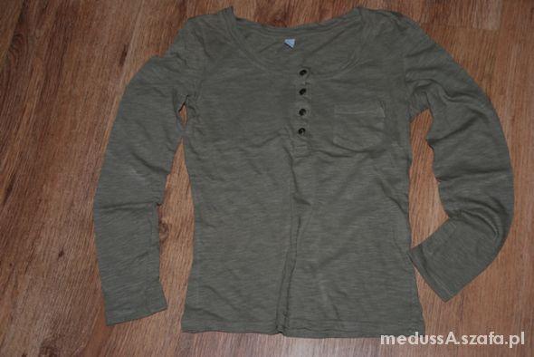 Bluzki Vero moda z kieszonką