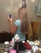 Popielaty blond
