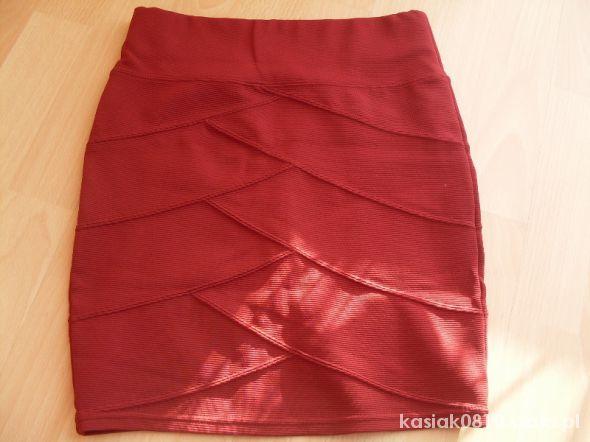 Spódnice bordowa Tally Weijl