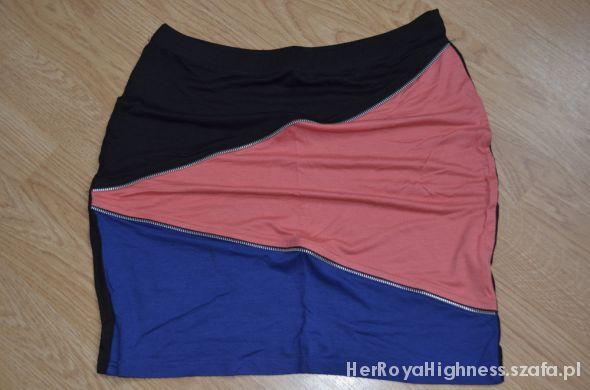 Spódnice Spódniczka mini Atmosphere czarna