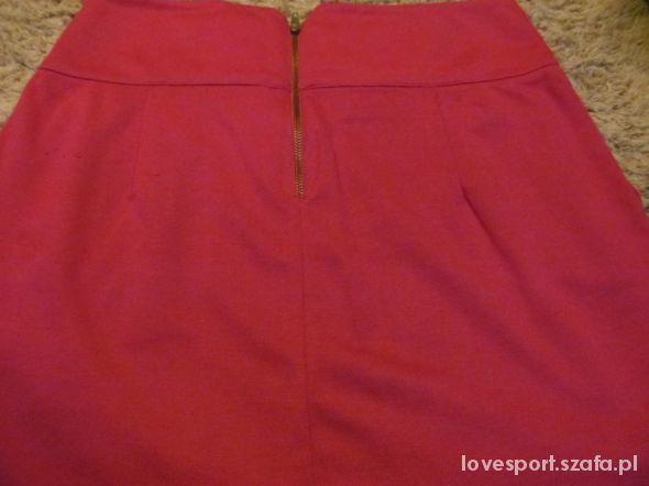 Spódnice Spodnica malinowa z pepco S lub M