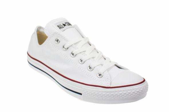 converse białe niskie 37