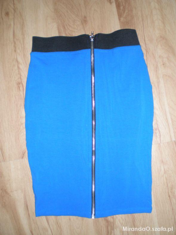 Spódnice nowa spódnica zip vero moda