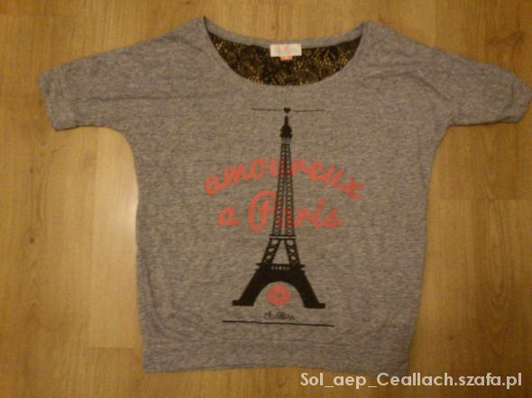 Bluzka Paris...