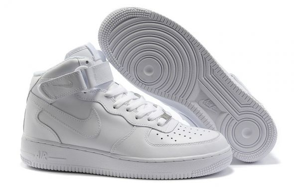 air force 1 biale krotkie
