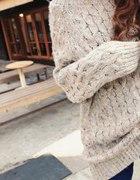 Swetero sukienka