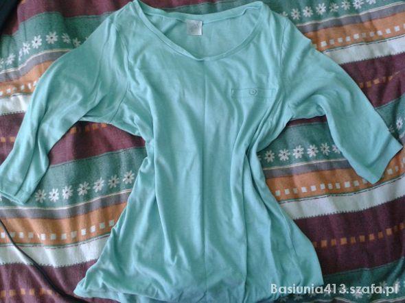 Bluzki zielona bluzeczka