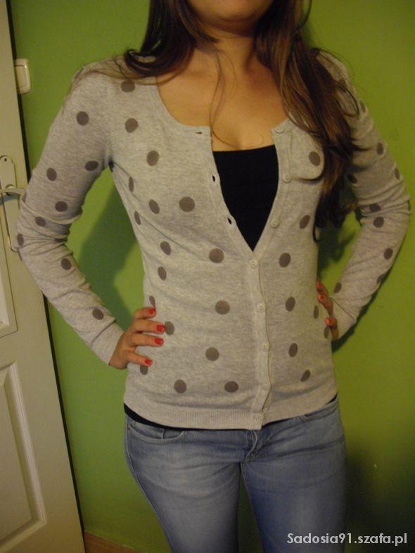 Odzież wierzchnia Sweter bershka