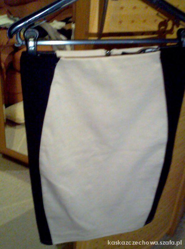 Spódnice spódnica bandage Stradivarius S