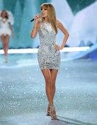 Taylor Swift na pokazie Victorias Secret