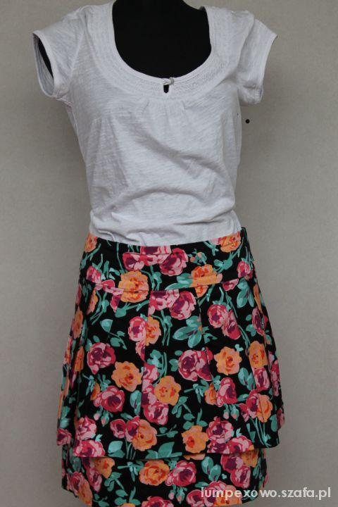 Spódnice Kwiatowa spódniczka New Look