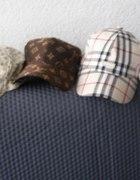 moje czapeczki