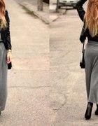 Maxi dress & ramones