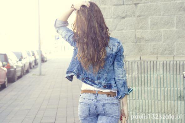 Do szkoły jeans