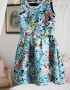 sukienka floral