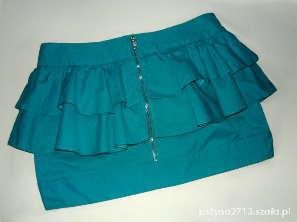 Spódnice Spodnica Baskinka Suwak Topshop S M
