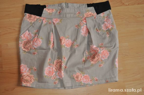 Spódnice spodnica tulipan