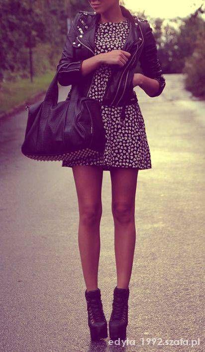 jesienny spacer z ukochanym