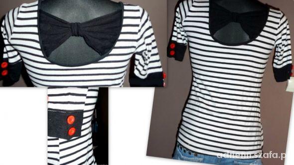 Bluzki Bluzka w paski S 36