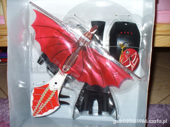 Dragon zdalnie sterowany NOWY wowwee HIT