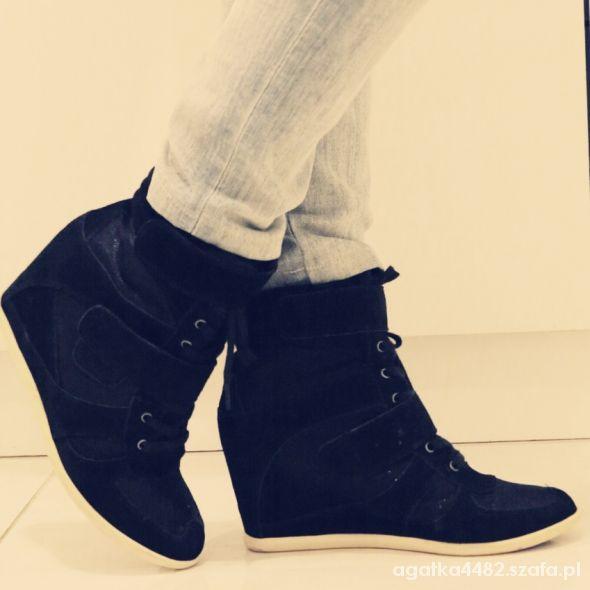 4c2ffa121028d Buty damskie koturny Adidas Originals Attitude Up Rita Ora S81619  sneakerstudio-pl czarny lato ... adidasy na koturnie czarne adidasy na  koturnie adidasy na ...