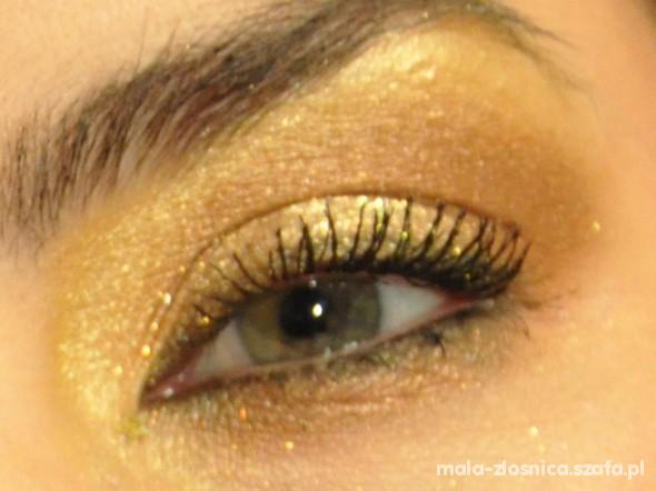 Mac Złoty Makijaż Na Sylwestra W Oczy Szafapl