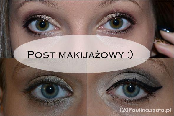 post makijażowy