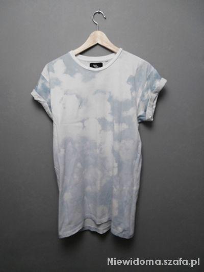 Bluzki Niebo print tshirt