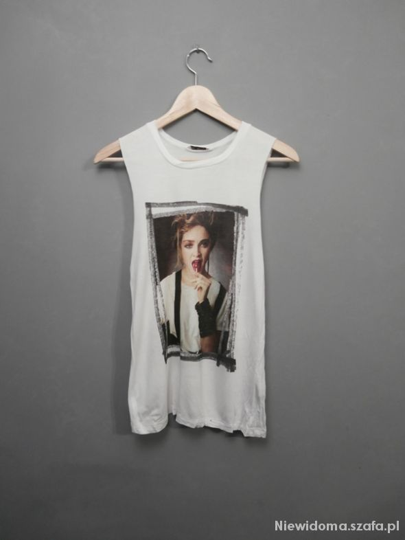 Bluzki Madonna bluzka