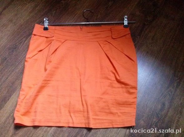 Spódnice pomarancz