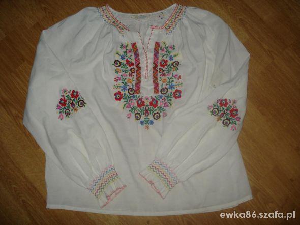 Bluzki folkowa bluzka