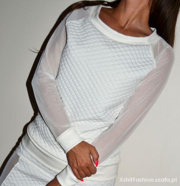 Bluzki Bluzka pikowana