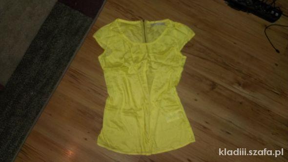 Bluzki żółta