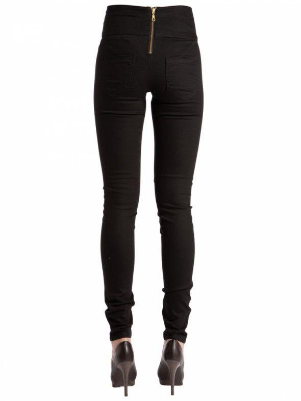 Spodnie z zipem z tyłu L XL...