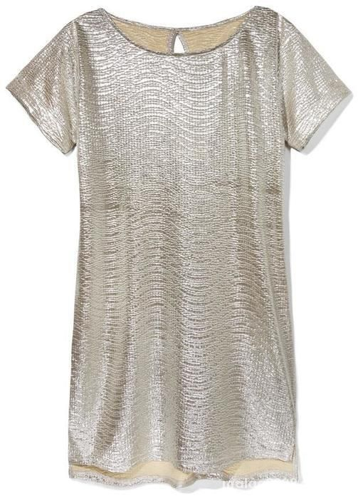 Srebrna sukienka reserved 2013...