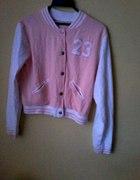 brzoskwiniowa bluza