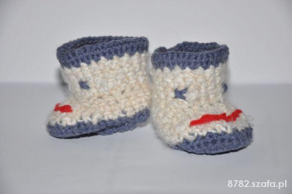 buciki skarpetki dla maleństwa
