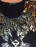 świetna bluzka z tygrysem firmy topshop