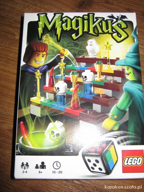 Zabawki Magicus gra lego jak nowa