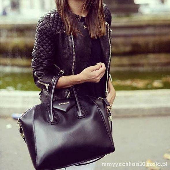 Eleganckie czarno mi