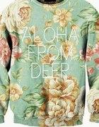 bluza aloha from deer XS...