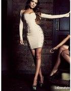 Przepiękna sukienka gwiazd...