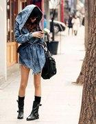 parka jeans jeansowa POSZUKUJĘ...