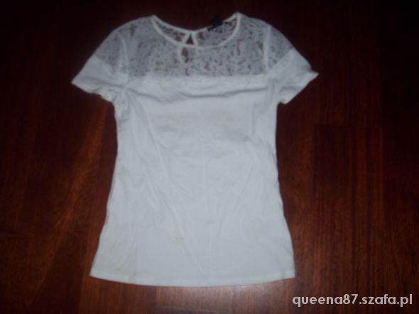 fajny tshirt H&M