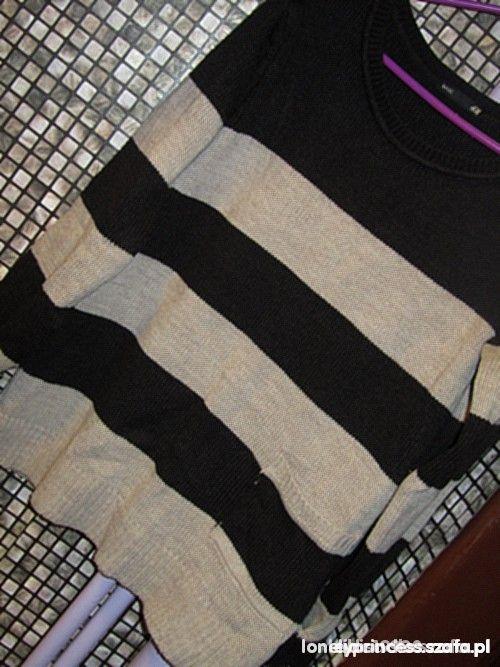 Swetr beżowy