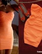 Sukienka bandaż Tally Weijl XS S...