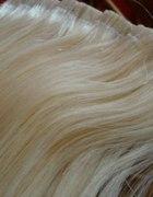 włosy na taśmie metoda kanapkowa 613