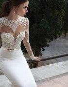Inna Oryginalna Nietypowa suknia ślubna