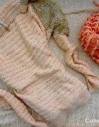 Pudrowy sweterek