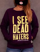 I see dead haters diamante
